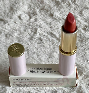 Mary Kay High Profile Creme Lipstick Antique Rose 4506 Discontinued