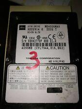 """Toshiba MK4006MAV 4.09 GB 2.5"""" disco duro IDE HDD Probado En Funcionamiento"""
