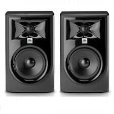 "JBL LSR305 P MKII 5"" Two-Way Powered Studio Monitor Active Speaker Pro PAIR NEW"
