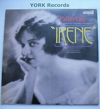 IRENE - Cast Recording EDITH DAY - Ex Con LP Record Monmouth Evergreen MES/7057
