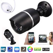 720P IP Kamera Netzwerk CMOS Onvif Außen Sicherheit Wasserfest IR Nacht