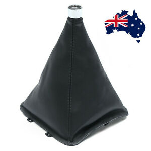 Manual Leather Shift Lever Boot Cover Gaiter For Great Wall V200 V240 2010-2015