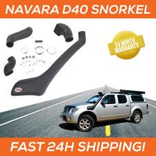 Snorkel / Schnorchel for Nissan Navara D40, Pathfinder R51 2.5 Raised Air Intake