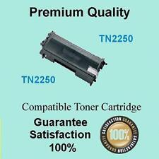 3x Toner Cartridge TN2250 for Brother HL2240D HL2242D HL2250DN HL2270D MFC7360