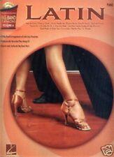 Latin Big Band Play-Along 6 Klavier Piano Noten mit CD