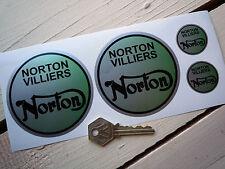 NORTON VILLIERS motorcycle stickers 750 Commando etc