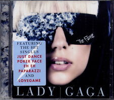 Lady Gaga-the Fame (poker face/paparazzi)