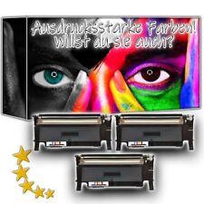 3x High Quality Toner BLACK komp.zu CLT-K4072 für HP SAMSUNG CLX-3180
