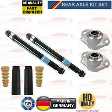 FOR VW BORA BEETLE GOLF REAR SHOCK ABSORBERS MOUNTS BUMP STOP DUST COVER KIT