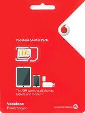 Vodafone Australian Pre-Paid SIM Card 3G 4G Australia