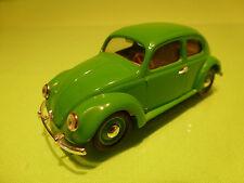 VITESSE  VW VOLKSWAGEN KAFER - SPLIT WINDOW GREEN 1:43 - RARE SELTEN -