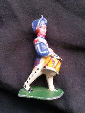 CBG Mignot Figurine petit soldat en plomb tambour musique musicien défilé
