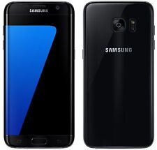 NEUF SAMSUNG GALAXY S7 EDGE G935F 4GB 32GB NOIR ANDROID 6.0 4G LTE SMARTPHONE