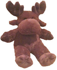 Unstuffed Animal, Brown Moose, Stuffable, 16""