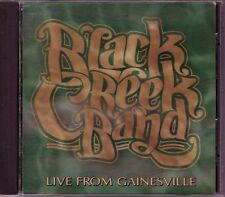 CD BLACK Creek nastro Live from Gainesville/us-Southern Rock 1995/Allman Brothers