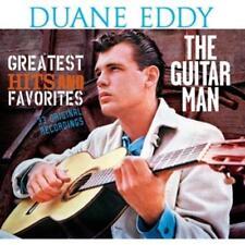 The Guitar Man-Greatest Hits & Favorites von Duane Eddy (2015), 33 Original Rec.