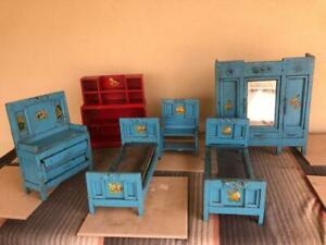 antique fornitures (late 19th century) for dolly