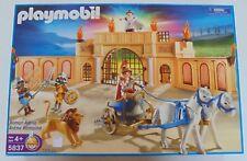 PLAYMOBIL 5837 ROMAN ARENA 103 PIECES New Sealed Retired HTF Set