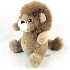 Steven Smith Lion Plush Stuffed Animal 7.5 Inch Tall
