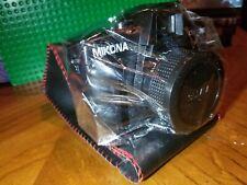 Vintage Mikona 00135 35Mm Camera Optical Lens With Case & Original Box. Open Box