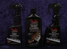 MEGUIAR'S FENDER GUITAR + PIANO FINISH CARE PRODUCTS - SPRAY CLEANER and WAX