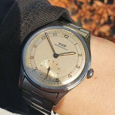 1940s SS Tissot Antimagnetique Cal.27-3 Ref 6445-3 vintage watch