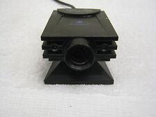 SONY PS2 OFFICIAL Black USB EYETOY CAMERA EYE TOY WEB CAM