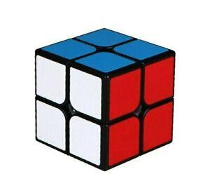 2x2 Mini Pocket Rubiks Cube Magic Speed Professional Educational Children's Toy