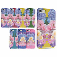 BOTANY HYDRANGEA FLORAL FLOWERS IPHONE & SAMSUNG HARD PHONE CASE
