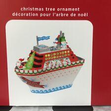 Hallmark 2020 Keepsake Power Cord Christmas Cruising Ornament New Ship Free