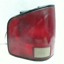 94 95 96 97 98 99 00 01 02 03 GMC Sonoma Chevy S10 Isuzu Hombre left tail light