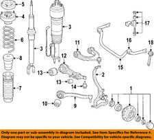 MERCEDES OEM 03-05 E320 Front-Lower Control Arm 2113308107