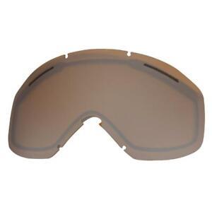 Oakley 59-256 O2 XL Replacement Snow Goggle Lens Black Iridium Ski Snowboard