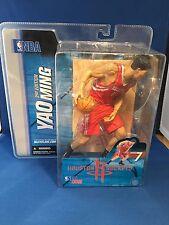 Yao Ming 2nd Edition McFarlane NBA Series 7 figure. RED Uniform New rare HTF