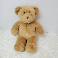 "Build a Bear Brown Teddy Bear Plush Stuffed Animal 15"" BAB"