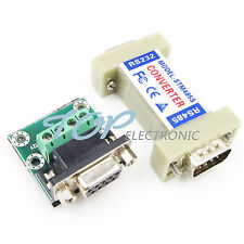 RS232 to RS485 1.2KM Data Interface Adapter Converter Good quality