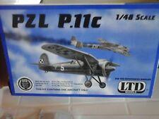 PZL-P11C VICTORY POLISH HUNTING 1/48 SCALE LTD MODELS LIMITED EDITION