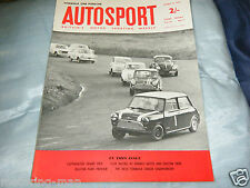 PORSCHE 804 1962 GOODWOOD TT UDT FERRARI 250 GTO INNES IRELAND AUSTIN HEALEY