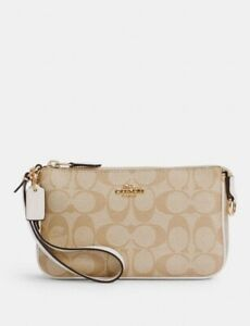 NWT Coach Nolita 19 In Signature Canvas C3308