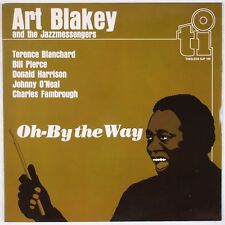 ART BLAKEY & JAZZ MESSENGERS: Oh-By the Way TIMELESS Dutch Jazz Import LP NM-