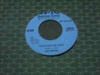 JIMMY BREEDLOVE 45.  THIS TOO SHALL PASS AWAY  /  COULD THIS BE LOVE. VG+.