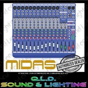 Midas DM16 16 Input Analogue Mixing Console