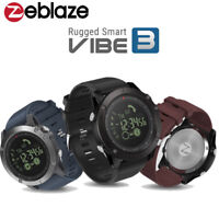Zeblaze VIBE 3 Smart Watch Phone Alarm Mate Waterproof w/ Camera for IOS Android