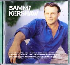 Icon Sammy Kershaw Music CD Oct 2011 Mercury Nashville