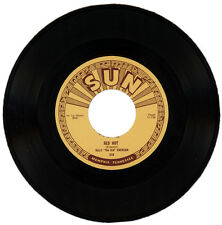 """BILLY 'THE KID' EMERSON  """"RED HOT c/w NO GREATER LOVE""""  R&B ROCKER"""