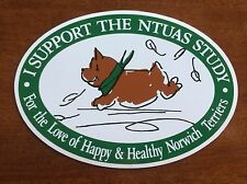 Ntuas Logo Magnet