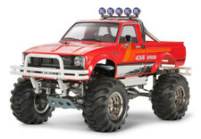 Tamiya 1/10 R/C 4X4 MOUNTAIN RIDER Toyota 4WD Pick-Up  Off Road Truck 84386 RARE