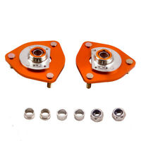 Front Adjustable Top Coilover Camber Plate Mount For Nissan Silvia S13 S14 180SX