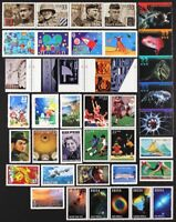 US 2000 Commemorative Year Set, 100 stamps including Sheets MNH, see scans
