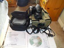 FUJI FINEPIX S4000 30X ZOOM  14 MEGA PIXAL DIGITAL CAMERA